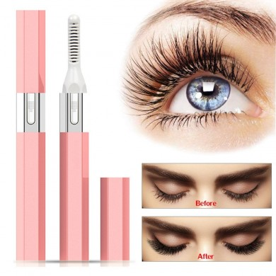 Electric Eyelash Curler Quick Heating Long Lasting Curled
