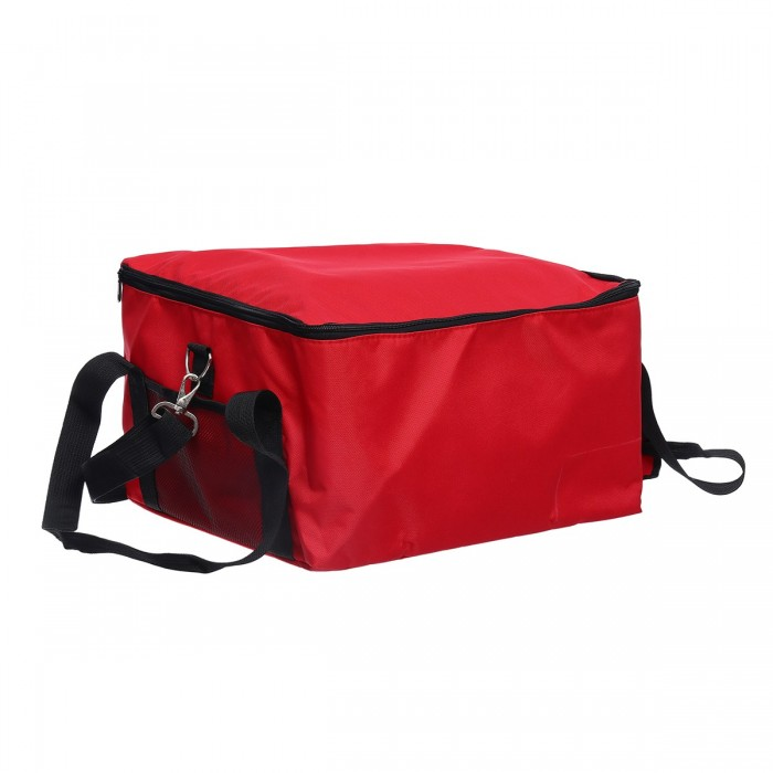 Thermal Insulated Lunch Bag Outdoor Camping Traveling Picnic Bag Food Storage Bag Pizza Delivery Bag