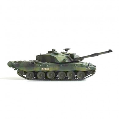Trumpeter 1:35 British Challenger II DIY Assembled Tank Static Model Building Set