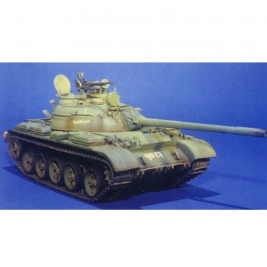 Trumpeter 1:35 Russian T-54B DIY Assembled Tank Static Model Building Set
