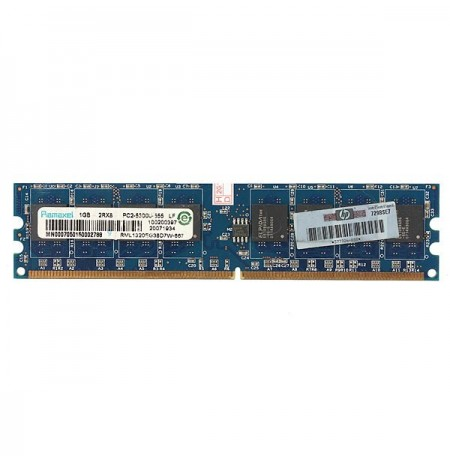 1gb ddr2 PC2-5300 DDR2-667 MHz 5300u 240 pinos não-ECC desktop pc