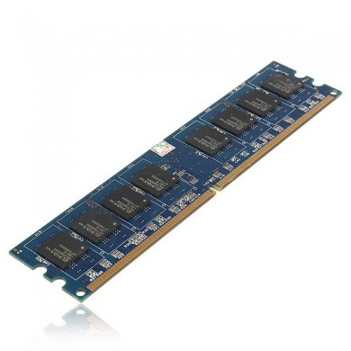 1gb ddr2 PC2-5300 5300U DDR2-667 Mhz a 240 pin non ecc desktop pc