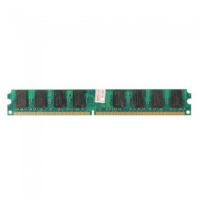 2GB PC2-5300 5300U DDR2-667 NON-ECC DIMM Memory For AMD Motherboard Desktop