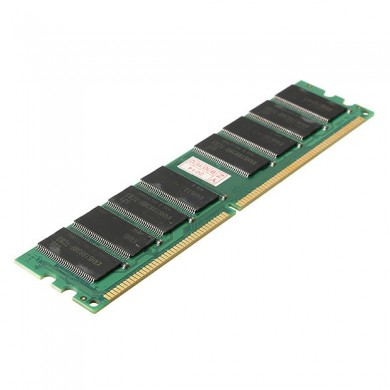 1gb ddr 400 PC3200 non ecc bassa del desktop densità RAM DIMM 184 pin