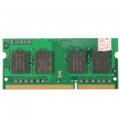 4GB DDR3 PC3-10600 1333MHz Non-ECC Laptop DIMM Memory RAM 204 Pins