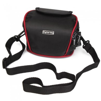 Single Shoulder DSLR Camera Digital Bag With Strap For Canon Nikon SONY Panasonic Samsung