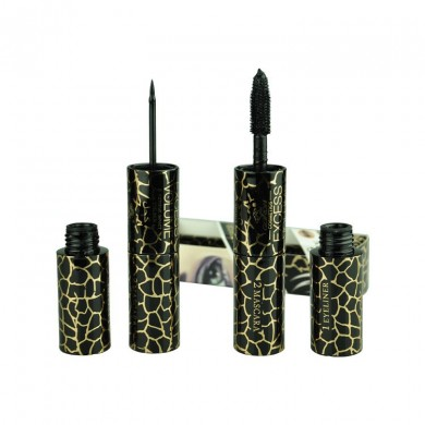 GORON 4D Eyes Makeup Mascara Waterproof Volume Express