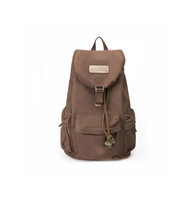 2996894249 Caden F5 Canvas Backpacks Bag for Canon for Nikon for Sony Camera