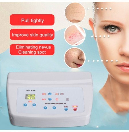 Ultrasound Ultrasonic Facial Beauty Machine Body Skin Care Anti Aging Massager