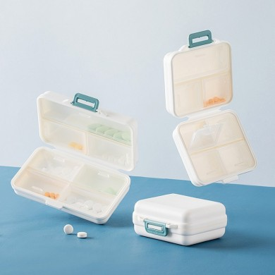 Jordan&Judy Pill Case Outdoor Travel Pill Storage Box from Xiaomi Youpin