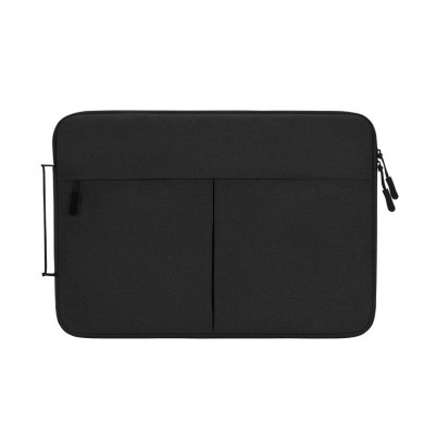 BUBM 13inch Polyester Laptop Bolsa Impermeable Bolso Multifuncional Travel Business Storage Bolsa