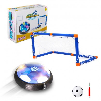 Rechargeable Hover Soccer Ball KD002 Children's Novelties Toys with Double Goal USB Charging Line