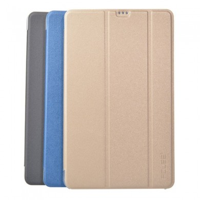 Tri-fold Folio PU Leather Case Stand Cover For ALLDOCUBE Cube Talk 8X Tablet
