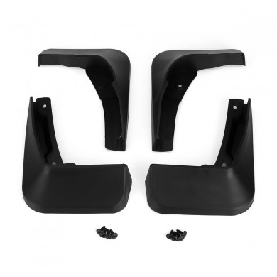 Front And Rear Mud Flaps Car Mudguards For Chevrolet Malibu 2016 2017 2018
