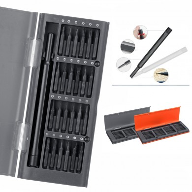 25 in 1 Magnet-Schraubendreher-Set Multi-Tool PC Uhr Handy-Demontage-Tool Schraubendreher-Set