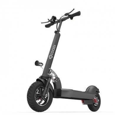 [EU Direct] TOODI TD-E202 10inch 48V 22Ah 1000W Folding Electric Scooter 55km/h Top Speed 50-60KM Mileage Range Max Load 200kg W