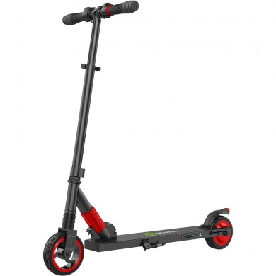 [EU Direct] Megawheels S1 250W Motor Portable Folding Electric Scooter 23km/h Max. Speed Micro-Electronic Braking System