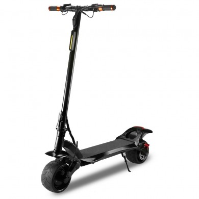 LAOTIE W2 48V 13A Dual Motor Folding Electric Scooter 38km/h Top Speed 45km Mileage Range Max Load 100kg Double Brake System Sco