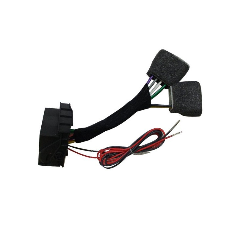 Car Power Transition Wire Swift Line with CAN for Volkswagen Magotan