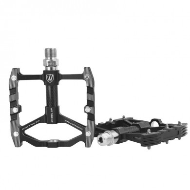 WHEEL UP LXRX01 1 Pair Bicycle Pedal Aluminum Alloy MTB Bike Pedals Bicycle Accessories
