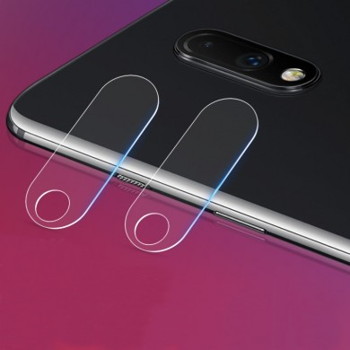 Bakeey™ 2PCS Anti-scratch HD Clear Tempered Glass Phone Camera Lens Protector for OnePlus 7
