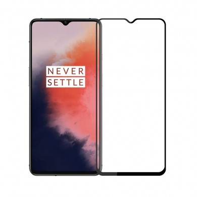 Mofi 2.5D Curved Edge Tempered Glass Screen Protector For OnePlus 7T