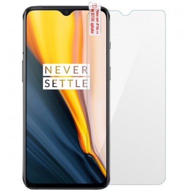 Bakeey High Quality 9H Anti-Explosion Anti-dust High Definition Tempered Glass Screen Protector for OnePlus 7 / OnePlus 6T