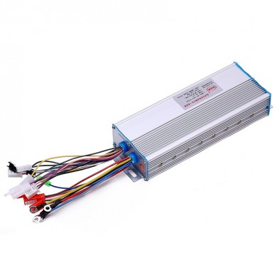 BIKIGHT 48V-64V 1200W Brushless Motor Controller 18Fets For Electric Bike Bicycle Scooter Ebike Tricycle