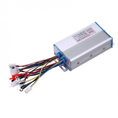 BIKIGHT 48V-64V 500W Brushless Motor Controller Self-learning Dual Mode For Electric Bike Bicycle Scooter Ebike Tricycle