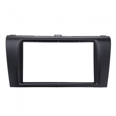 2DIN Trim Installation Dashboard Kit Dash Car Radio Fascia Car Stereo Panel For Mazda 3/Axela
