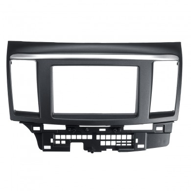 Car Stereo Panel Dash Mounting Installation Trim Kit Face Frame For Mitsubishi Lancer Fortis