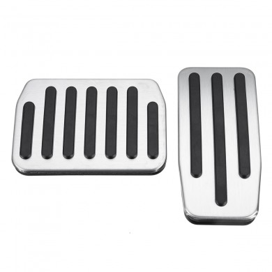 Aluminum Alloy Car Pedal Pad For Tesla Model 3 Accelerator Gas Fuel Brake Rest