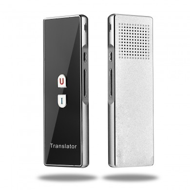 T8 - Tradutor Inteligente de Voz Portátil Real - Time 40 Languages Translation Instant Bluetooth Traductor Translator for Travel