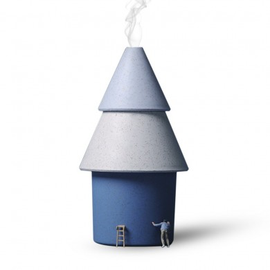 Park Life PY-JSQ-005 Mini Tree Humidifier Electric Air Purifier USB Portable Ultrasonic Humidifier For Car Office Dormitory 250M