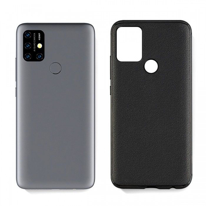 Bakeey Anti-Scratch Soft Silicone Protective Case For Umidigi Power 3