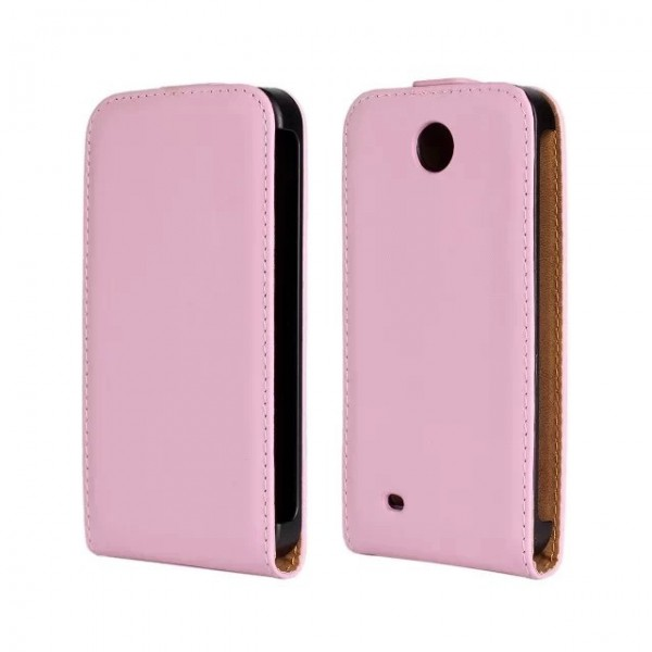 Flip Leather Protective Case Cover for HTC Desire 300 Smartphone