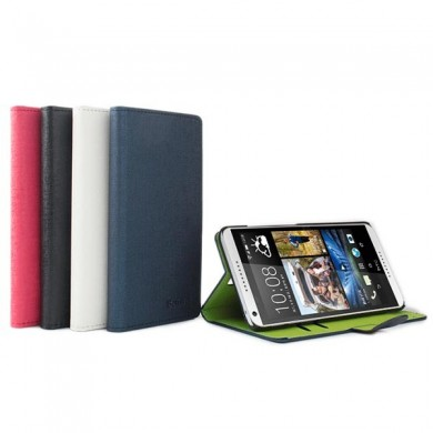 Flip PU Leather Protective Case For HTC Desire 816 800