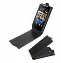 Flip-open Leather Protective Case For HTC D310W Desire310