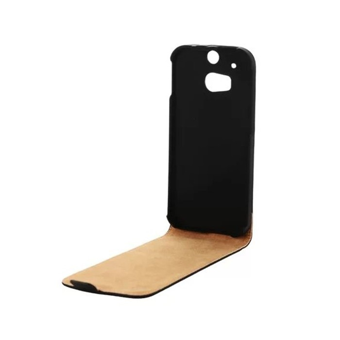 Matte Glossy PU PC Leather Protective Case For HTC M8