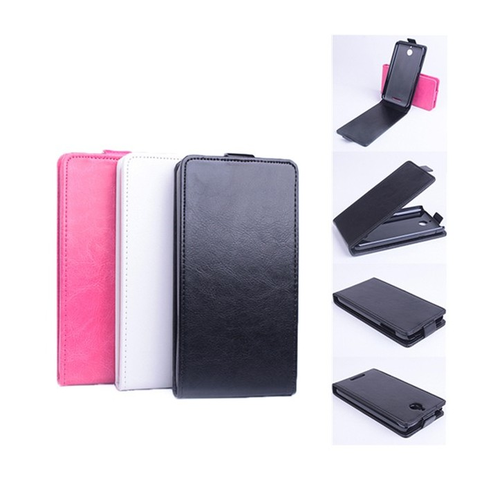 Flip Up And Down Leather Case Cover For HTC A11 Desire 51