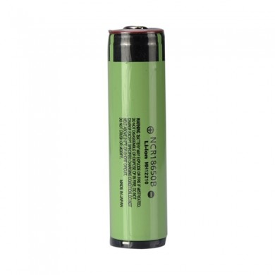 1PCS NCR18650B 3.7V 3400mAh Protected Rechargeable Lithium Battery