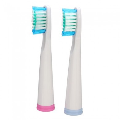 SEAGO 2pcs Universal Replacement Electric Toothbrush Head