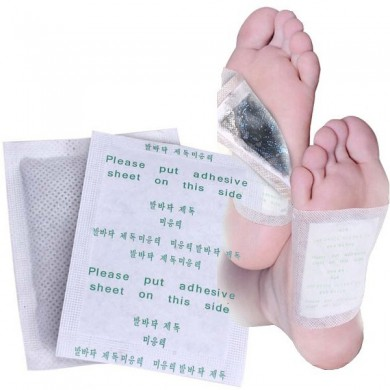 Verseo Detox Foot Natural Cleansing Patches Body Relief Toxins Pies Adelgazamiento Limpiadores Herbales
