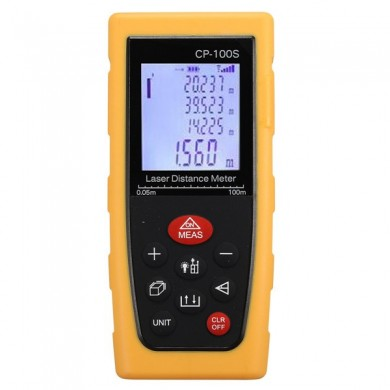 DANIU Digital Laser Distance Meter Rangefinder Measure Diastimeter 40m 50m 60m 70m 80m 100m optional