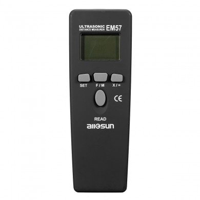 Ultrasonic Distance Measurer Telemetre Mini Range Finder Contractor-grade
