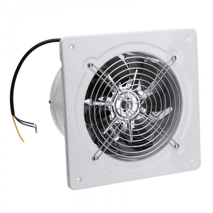 110 220v 40w 2800r min 6inch exhaust fan wall mounted blower bathroom kitchen air vent ventilation extractor