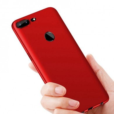 Ultra Thin Anti-fingerprint Matte Soft TPU Case For OnePlus 5T