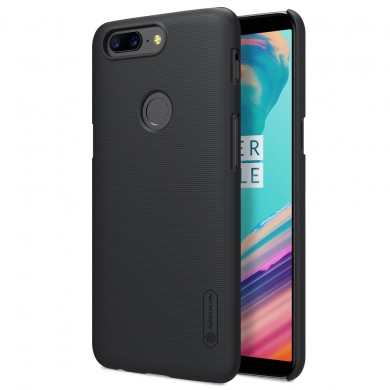 NILLKIN Frosted Shield PC Hard Back Cover Case For OnePlus 5T