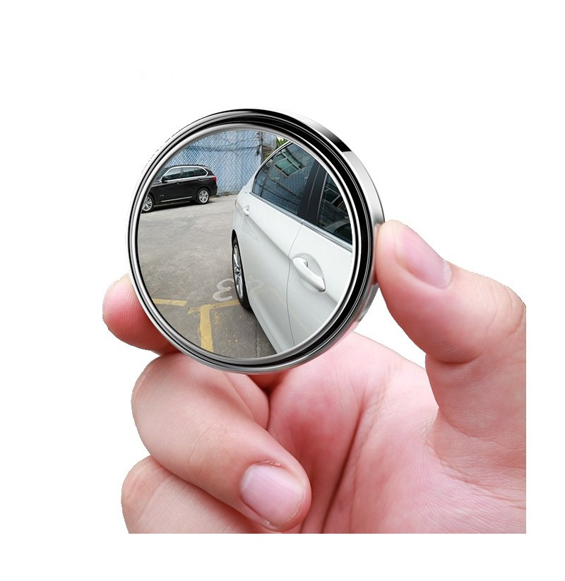 car vehicle blind spot mirror rearview mirrors hd convex. Black Bedroom Furniture Sets. Home Design Ideas