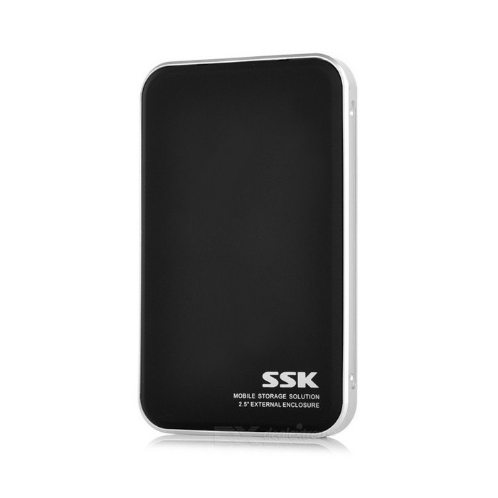 SSK HE T200 25 Inch SATA To USB 20 HDD Enclosure Hard Disk Drive External Case